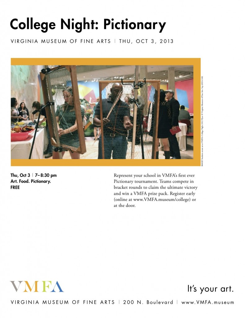 VMFA_CollegeNight_Pictionary_flyer